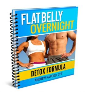 flat belly overnight